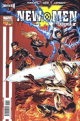 New X-Men: Academia / New X-Men (2005-2008) (Grapa) #14
