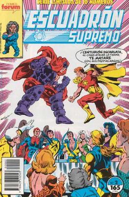 Escuadrón Supremo (1990) (Grapa. 17x26. 32 páginas. Color) #2