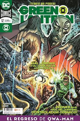 Green Lantern. Nuevo Universo DC / Hal Jordan y los Green Lantern Corps. Renacimiento (Grapa) #94/12