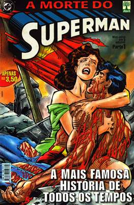 A morte do Superman (Grampo. 52 pp) #1