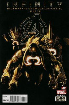 Avengers Vol. 5 (2013-2015) (Comic Book) #20