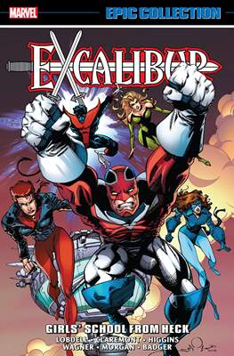 Excalibur Epic Collection (Softcover) #3