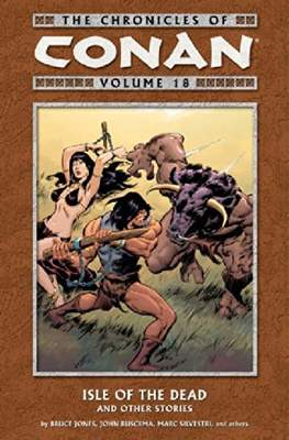 The Chronicles of Conan the Barbarian (Paperback) #18