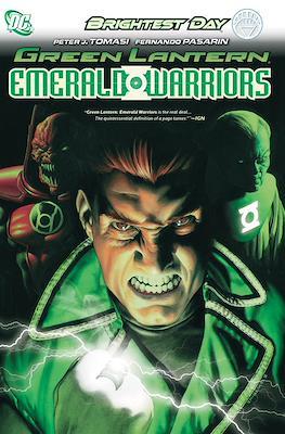 Green Lantern Emerald Warriors - Brightest Day