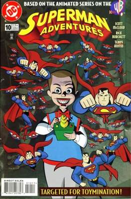 Superman Adventures (Comic-book) #10
