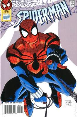 Spider-Man (Vol. 1 1990-2000 Variant Covers) (Comic Book) #65.1