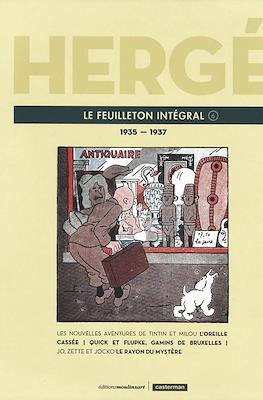 Hergé. Le Feuilleton intégral