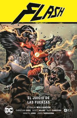 Flash Saga de Joshua Williamson #7