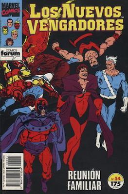 Los Nuevos Vengadores Vol. 1 (1987-1994) (Grapa 32 pp) #54