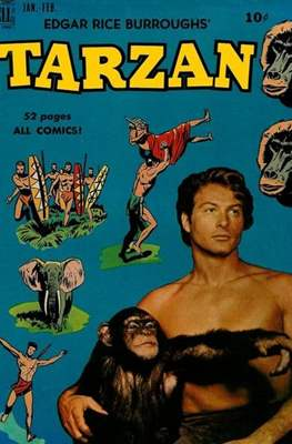 Tarzan (Comic-book) #13