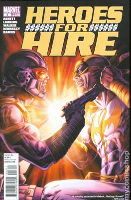 Heroes for Hire Vol. 3 (2010) #3