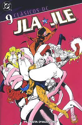 JLA / JLE. Clásicos DC #9