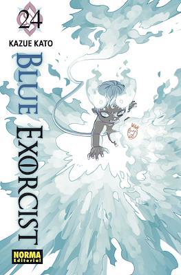 Blue Exorcist (Rústica con sobrecubierta) #24