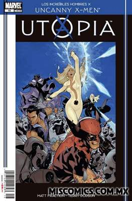 Uncanny X-Men (2009-2012) (Grapa) #18