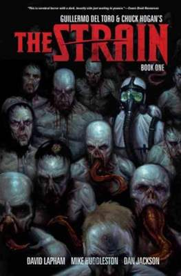 The Strain (Oversized Hardcover) #1