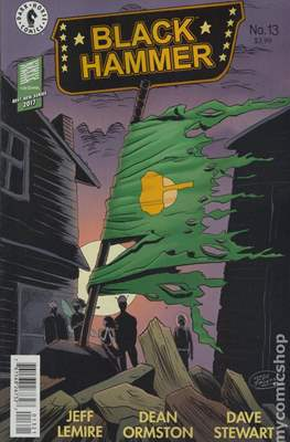 Black Hammer (Variant Covers) (Comic Book) #13