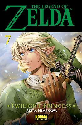 The Legend of Zelda: Twilight Princess (Rústica con sobrecubierta) #7