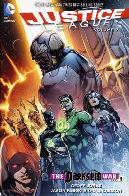 Justice League (2011-2016) (Hardcover) #7