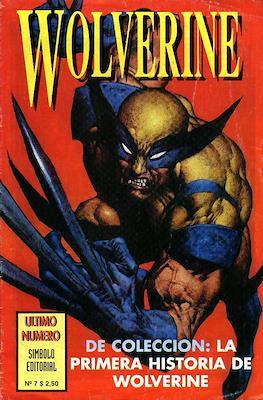 Wolverine (Rustica) #7
