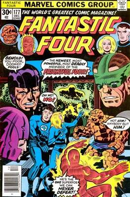 Fantastic Four Vol. 1 (1961-1996) #177
