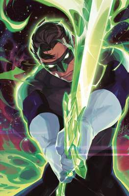 The Green Lantern Vol. 6 (2018-... Variant Cover) (Comic Book) #8
