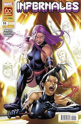 Infernales (2020-) #11