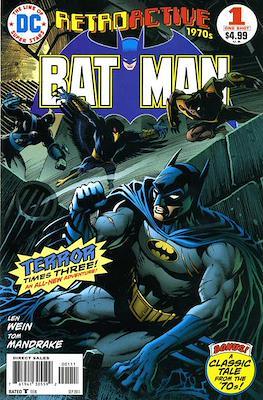 DC Retroactive Batman 1970s