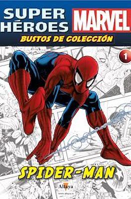 Super Héroes Marvel. Bustos de Colección
