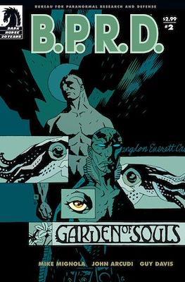 B.P.R.D. (Comic Book) #30