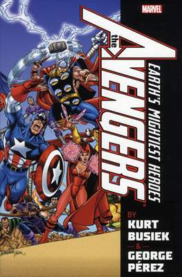 The Avengers by Kurt Busiek (Hardcover 1184-1248 pp) #1