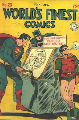 World's Finest Comics (1941-1986) (Comic Book) #23