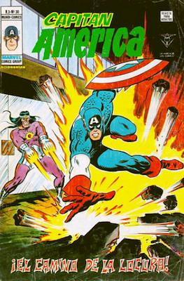 Capitán América Vol. 3 (1975-1980) (Grapa) #30