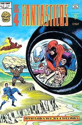 Los 4 Fantásticos Vol. 3 (1977-1980) (Grapa 44 pp) #21