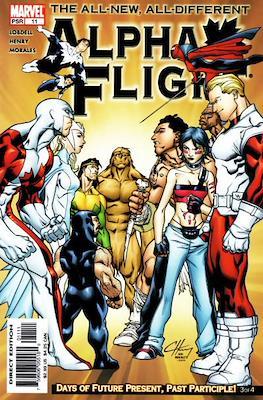 Alpha Flight (Vol. 3 2004-2005) #11
