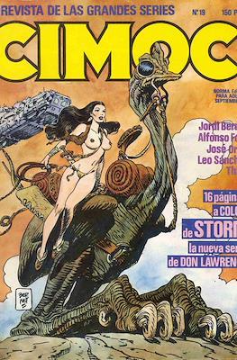 Cimoc (Grapa 60-132 pp) #19