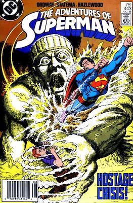 Superman Vol. 1 / Adventures of Superman Vol. 1 (1939-2011) (Comic Book) #443