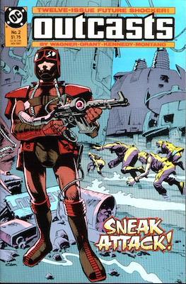 Outcasts Vol. 1 (1987-1988) #2