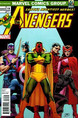 Avengers Vol. 5 (2013-2015 Variant Covers) (Comic Book) #19.1