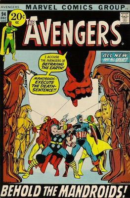 The Avengers Vol. 1 (1963-1996) (Grapa) #94