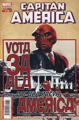 Capitán América Vol. 7 (2005-2011) (Grapa) #39