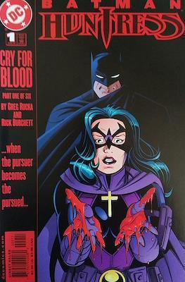 Batman / Huntress Cry for Blood