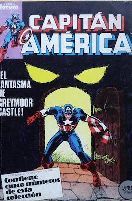 Capitán América Vol. 1 (1985-1992) (Retapado Rústica) #0.3