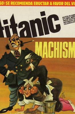 Titanic. Revista de humor (Grapa) #9