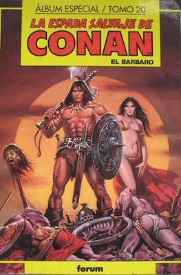 La Espada Salvaje de Conan - Álbum especial (Retapados) #20