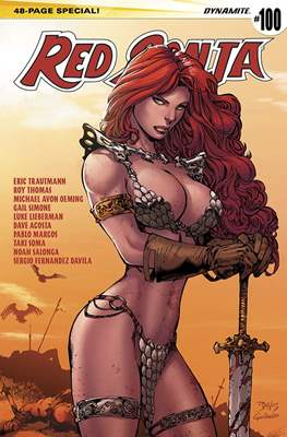 Red Sonja #100