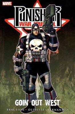 Punisher War Journal Vol 2 (Softcover) #2