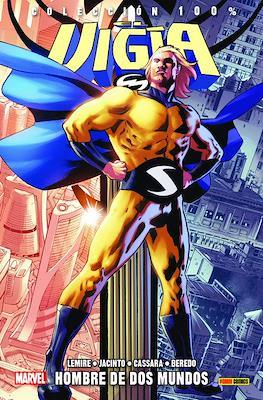 El Vigía: Hombre de dos mundos. 100% Marvel