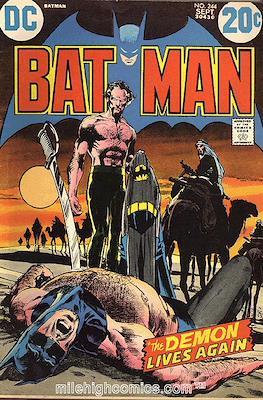 Batman Vol. 1 (1940-2011) (Comic Book) #244
