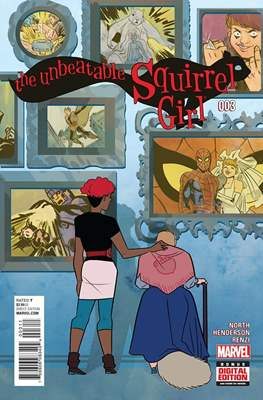 The Unbeatable Squirrel Girl Vol. 2 #3