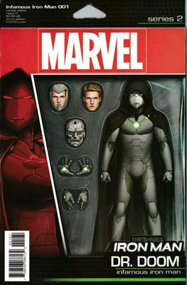 Infamous Iron Man Vol. 1 (Variant Covers) #1.2